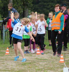 Neuer Teilnehmerrekord beim 12.Steinheider Sommersportfest der Wintersportler